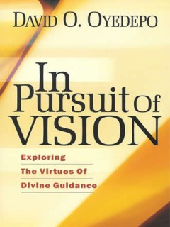 In Pursuit of Vision
