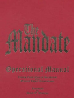The Mandate_Front