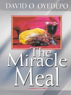 The Miracle Meal_Front