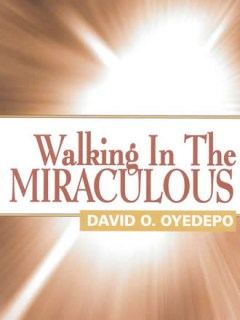 Walking In the Miraculous_Front