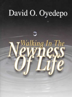 Walking in the Newness of Life_Front